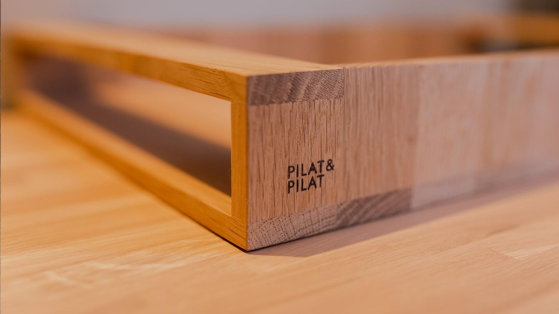 Interieur double room 2 door Pilat&Pilat: Hotel de ABIJ Dokkum
